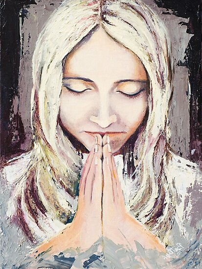 A Prayer... by Elisabeta Hermann