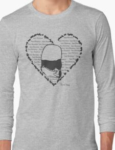 Save Shenmue With All Our Hearts! Long Sleeve T-Shirt