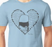 Save Shenmue With All Our Hearts! Unisex T-Shirt