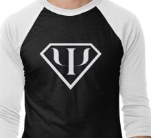 Psychology Superpower (uni) Men's Baseball ¾ T-Shirt