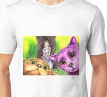 """""""Pay the ransom, or the Princess gets it!"""" 344 views as at 5th Nov 2011 Unisex T-Shirt"""