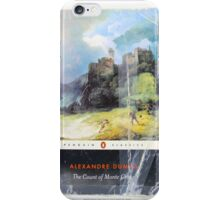 The Count Of Monte Cristo By Alexandre Dumas | My Favorite Book  iPhone Case/Skin