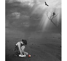 Regret Photographic Print