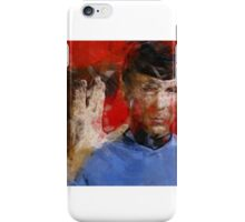 Wave Goodbye iPhone Case/Skin