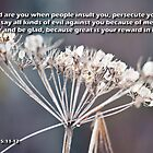 Blessed Are You When You Are Persecuted by Gerry Danen