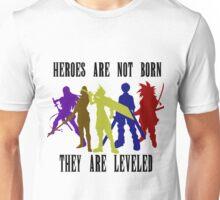 Legandary Heroes - Coloured Unisex T-Shirt
