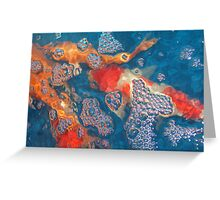 Koi10 Greeting Card