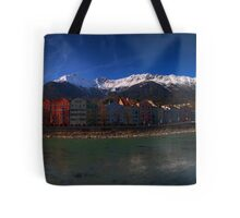 Colorful Living Tote Bag