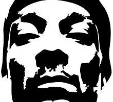 Snoop Dogg Black Design by HappyMidget