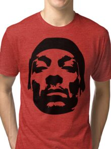 Snoop Dogg Black Design Tri-blend T-Shirt
