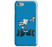 Don't Mess With the Professor Coldheart iPhone Case/Skin