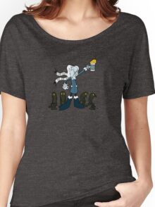 Don't Mess With the Professor Coldheart Women's Relaxed Fit T-Shirt