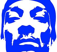 Snoop Dogg Blue Design by HappyMidget