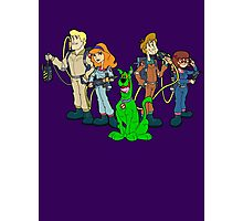 The Real Scooby Busters! Photographic Print