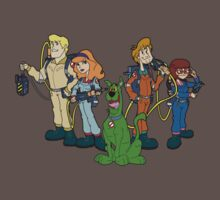 The Real Scooby Busters! One Piece - Short Sleeve
