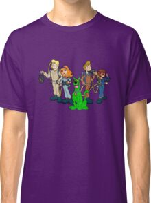 The Real Scooby Busters! Classic T-Shirt