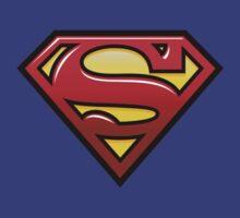 superman logo by itsweird