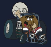 Murky and Lurky Cruise Round In Their Doom Buggy Kids Tee