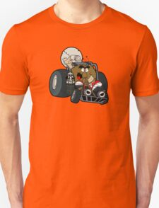 Murky and Lurky Cruise Round In Their Doom Buggy Unisex T-Shirt