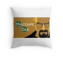 Breaking bad - Malcolms Dad Throw Pillow