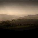 Long Mynd, Shropshire, UK by Jon Harbottle