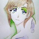 anime self by Xtianna