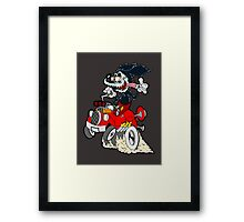 Mickey Fink  Framed Print