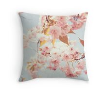 Cherry dream Throw Pillow