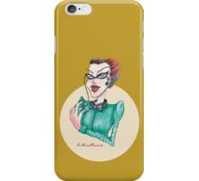 Secretary iPhone Case/Skin