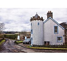 A House In The Country Photographic Print