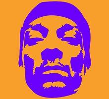 Snoop Dogg Purple Design Unisex T-Shirt