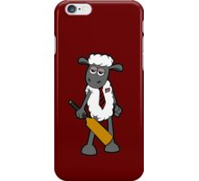Sheep Of The Dead iPhone Case/Skin