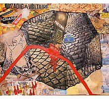 Mon Paris à Moi Photographic Print