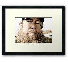 """"""" Little john """" Framed Print"""