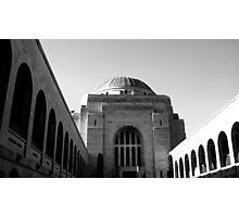 War Memorial Canberra Photographic Print