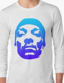 Snoop Dogg Gradient Design #1 Long Sleeve T-Shirt