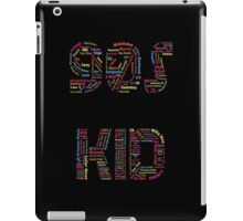 90s Kid iPad Case/Skin