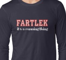 Fartlek Long Sleeve T-Shirt