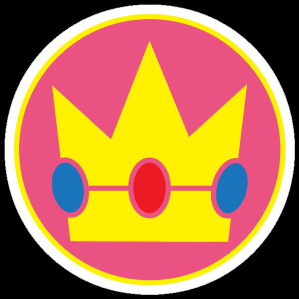 Princess Peach by emmabunclark