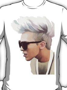 G Dragon Art T-Shirt