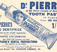 Dr Pierre Toothpaste by Kawka