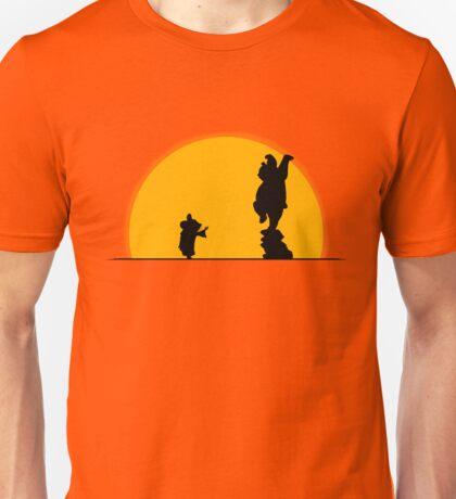 Hard Training Of The Legend Unisex T-Shirt
