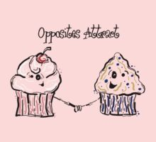 Opposites Attract by NicoleH09