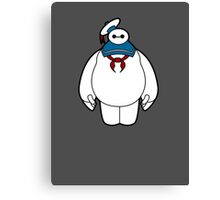 Bay Puft Canvas Print