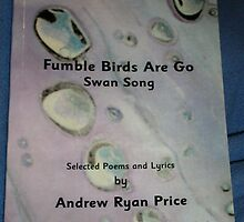 Andy Ryan Price 1961- 2009 His book. by Trace Henham