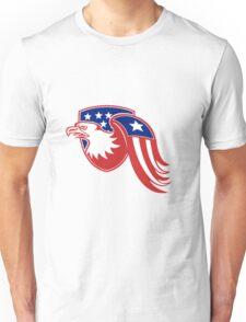 bold eagle Unisex T-Shirt
