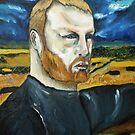 Paul - storm over the farm by yasmine