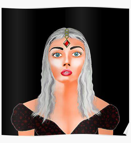 Saphira Poster