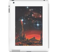 Red Planet iPad Case/Skin