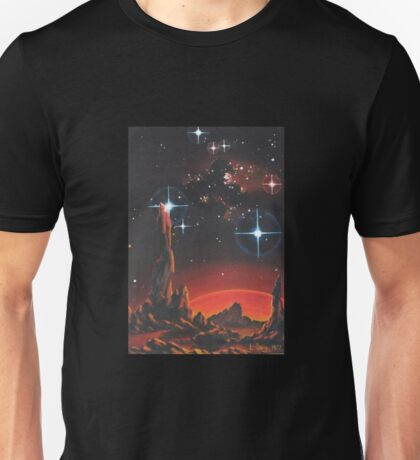 Red Planet Unisex T-Shirt